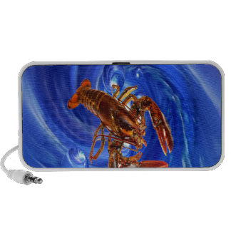 lobster confidence and peace speaker system
