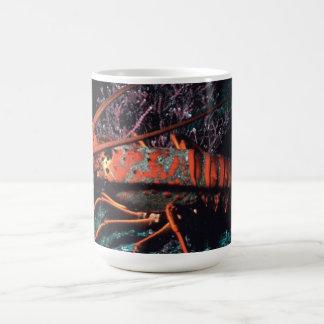 Lobster Crawling Coffee Mug