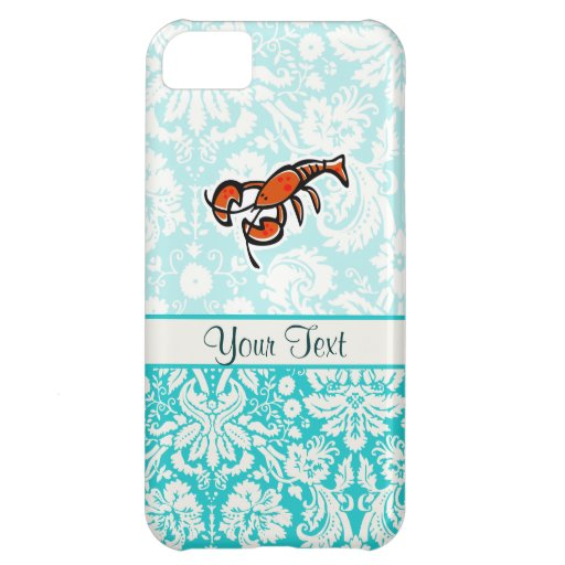 Lobster; Cute Case For iPhone 5C