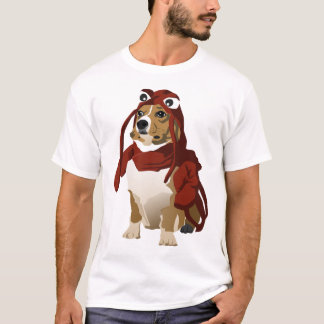 Lobster Dog Dogfort Meme T-Shirt