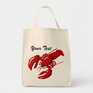 Lobster  Grocery Tote Bag