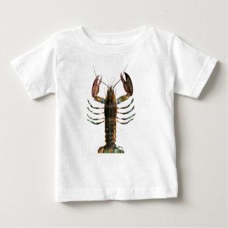 Lobster Mediterranean Sealife Vintage Artwork Baby T-Shirt