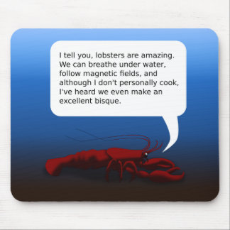 Lobster Mouse Mat