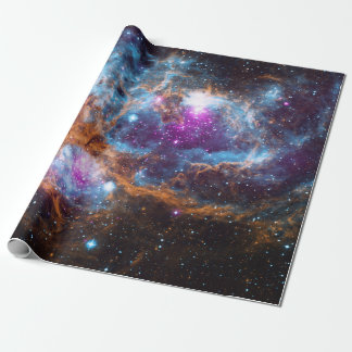 Lobster Nebula Wrapping Paper