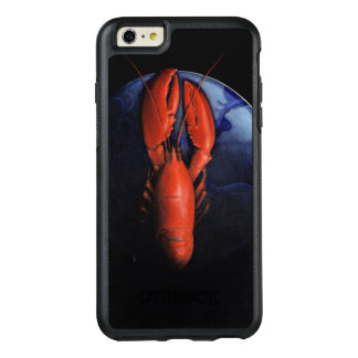 Lobster on Tiffany Plate OtterBox iPhone 6/6s Plus Case