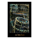 Lobster Pots Posters