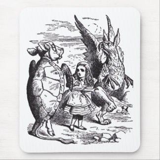 Lobster Quadrille Mouse Pad