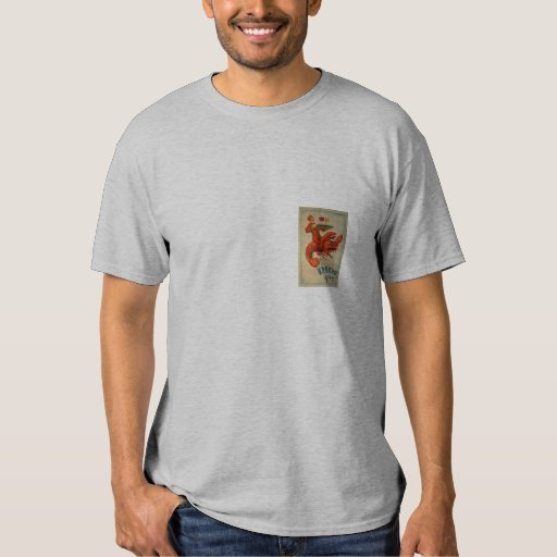 Lobster Ranch Dos T Shirt