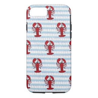 lobster seersucker iPhone 7 case