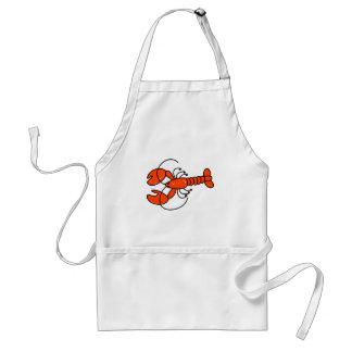 lobster standard apron