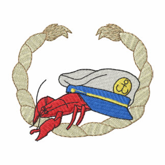 Lobster with Hat Crest