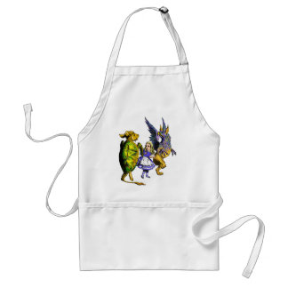 LobsterQuadrille Standard Apron