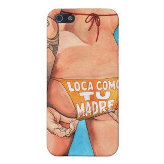loca tattoo drawing beach iPhone 5/5S cases