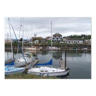 Local Moorage 13 Cm X 18 Cm Invitation Card