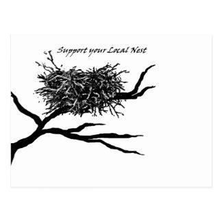 Local Nest Postcard