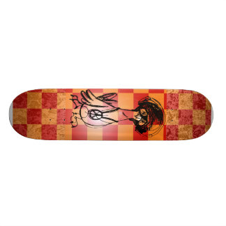Local Pigeon 21.6 Cm Skateboard Deck
