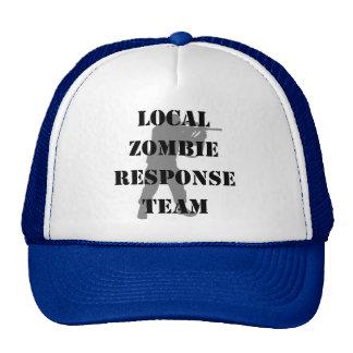 Local Zombie Response Team Hat