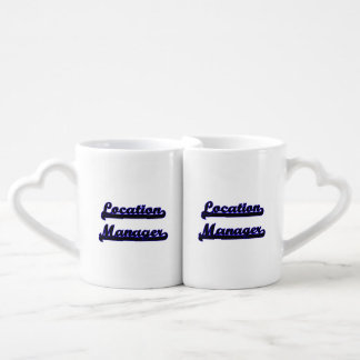 Location Manager Classic Job Design Lovers Mug