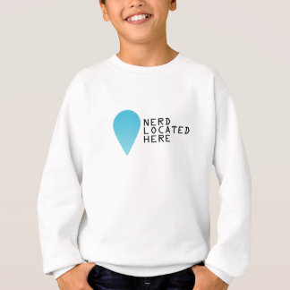 Location of a nerd sweatshirt