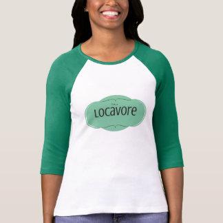 Locavore love t-shirts