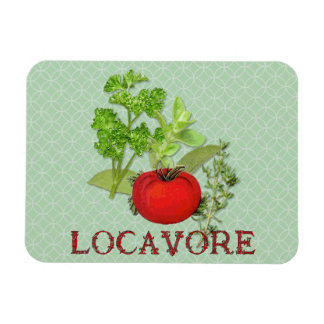Locavore Rectangle Magnets