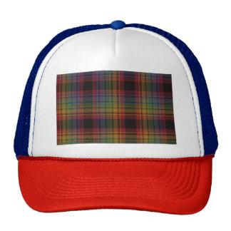 Loch Ard Tartan Plaid Cap