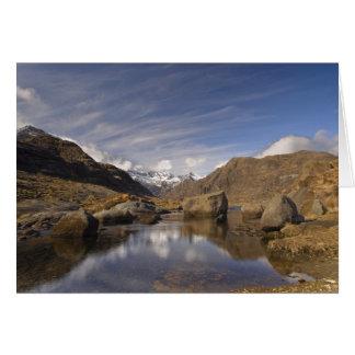 Loch Coruisk Card