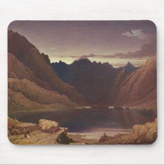 Loch Coruisk, Isle of Skye - Dawn, c.1826-32 (w/c Mouse Mat