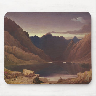 Loch Coruisk, Isle of Skye - Dawn, c.1826-32 (w/c Mouse Pad
