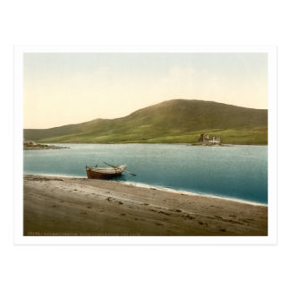 Loch Doon Castle, Dalmellington, Scotland Postcard