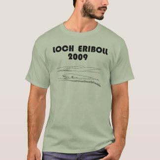 Loch Eriboll Mapping T-Shirt