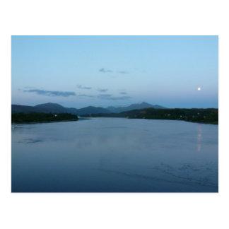 Loch Etive and Ben Cruachan Postcard
