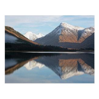 Loch Etive Postcard