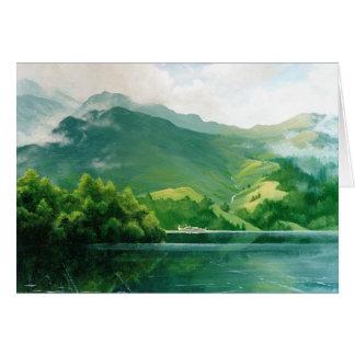Loch Katrine Card