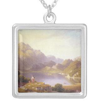 Loch Katrine Silver Plated Necklace