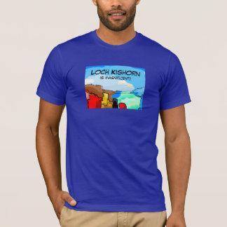 Loch Kishorn is Magnificent Cartoon T-Shirt