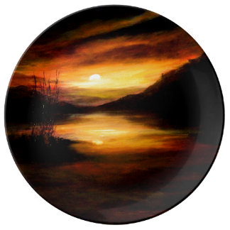Loch Lochy Plate