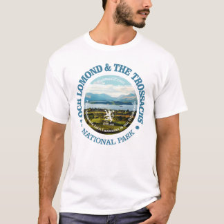 Loch Lomond and the Trossachs T-Shirt