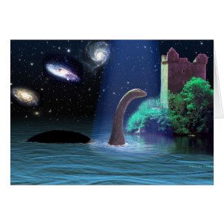 Loch Ness 2 Card