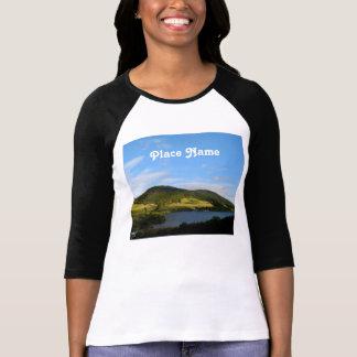 Loch Ness in Scotland T Shirts