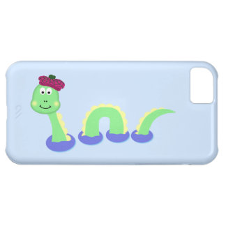 Loch Ness Monster iPhone 5C Case