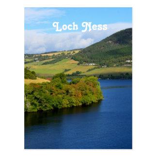Loch Ness Postcard