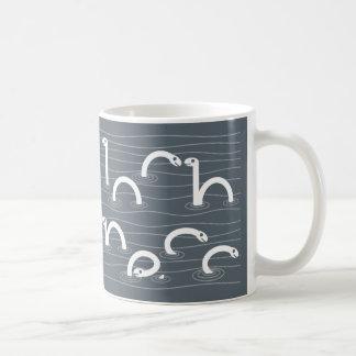 Loch Ness Puzzle Mug