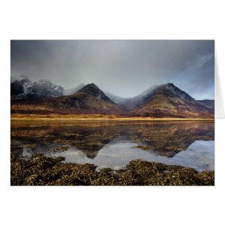 Loch Slapin - Scottish Hues Card