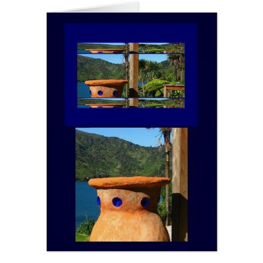 Lochmara View Greeting Card
