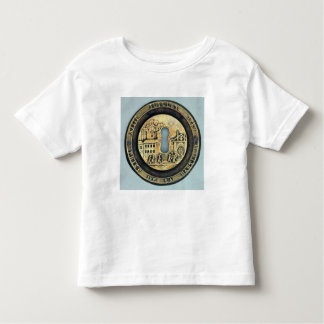 Lock depicting the Siege of the Bastille Toddler T-Shirt