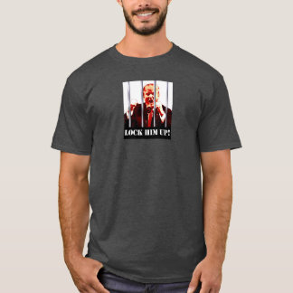 Lock Him Up - Trunp t-shirt