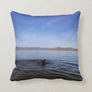 Lock Ness Monster Doggie Pillow