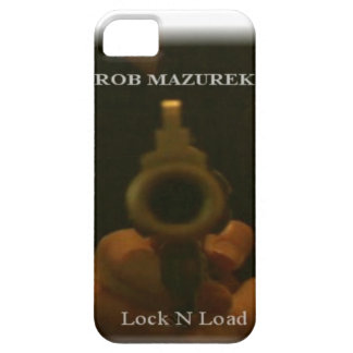 LOCK N'LOAD I-PHONE 5 Protective Case iPhone 5 Covers