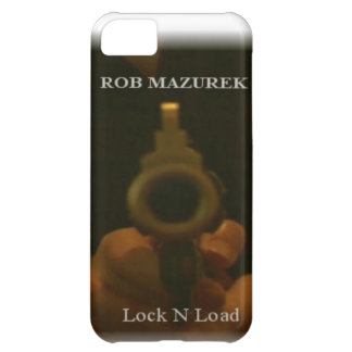 LOCK N'LOAD I-PHONE 5 Protective Case iPhone 5C Case